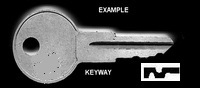 HL215 Single Sided Key Hudson ESP
