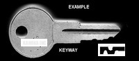 LL705 Keys for RAWSON KOENIG RKI Products and HARCOR
